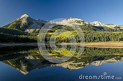 Lost Lake Slough Reflection
