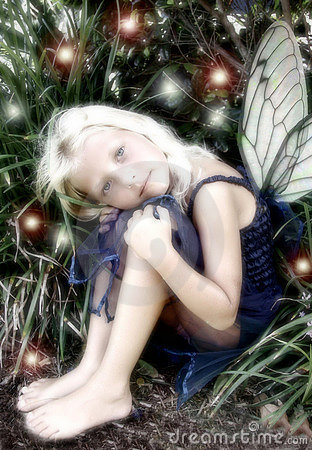 Lost little fairy