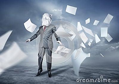 Lost In Paperwork