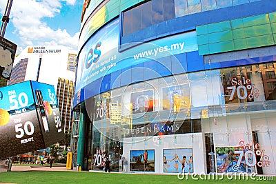 Lot 10 Kuala Lumpur Editorial Image