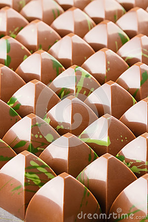 Free Lot Of Chocolate Bonbons Stock Images - 84598924