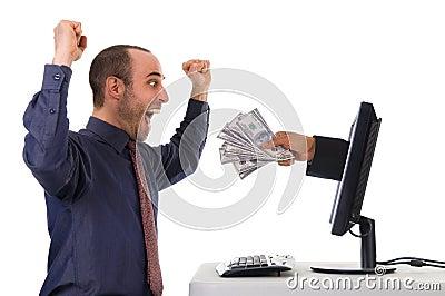 Loteria internetu