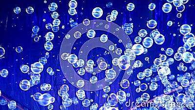Lotes de bolhas de sabão filme