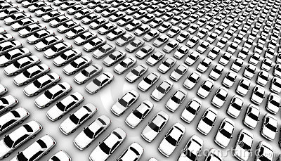 Lots of Cars, One Missing