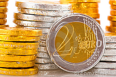Lots of European money