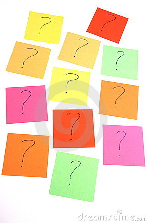 Free Lots Of Questions Stock Images - 7386804