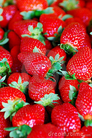 Free Lots Of Strawberries Stock Image - 1437171