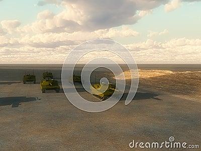 Lots Of Tanks