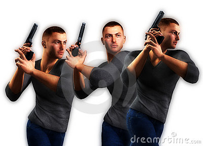Lots Of Undercover Cops