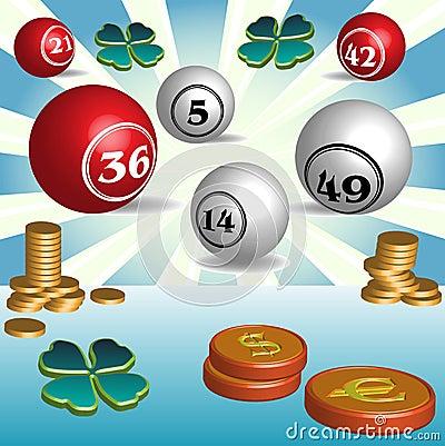 Lottery theme