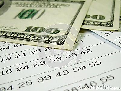 Lottery ticket - 2