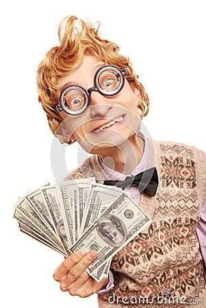 Free Lottery Winner Stock Photos - 11068933
