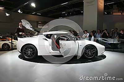 LOtus car Editorial Photography
