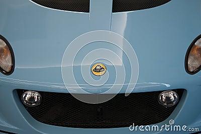 Lotus Elise super car Editorial Photo
