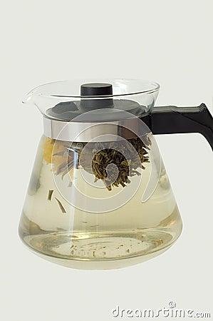 Lotus Flower Chinese tea