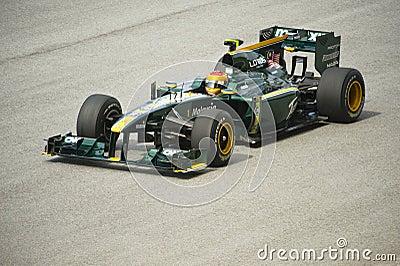 Lotus Formula One Racing Team