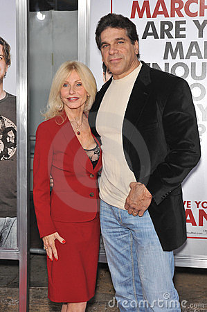 Lou Ferrigno Editorial Stock Image