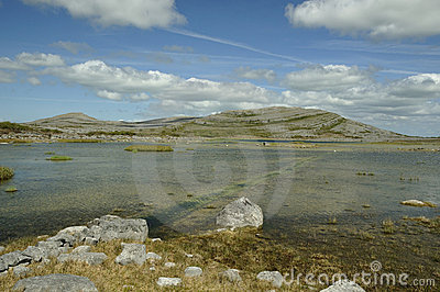 Lough Gealain & Mullaghmore