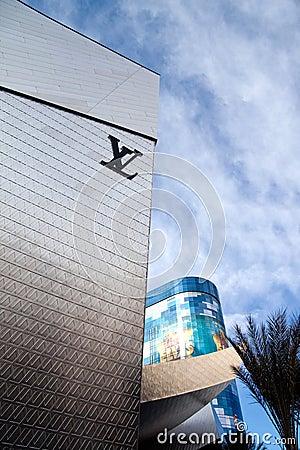 Louis Vuitton Store Editorial Stock Photo