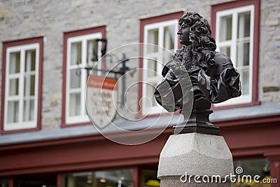 Louis XIV Bust