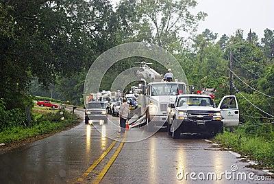 Louisiana Power Editorial Photo