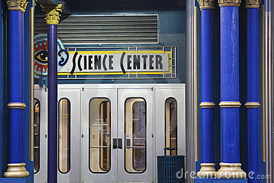 Louisville Science Center Editorial Stock Image