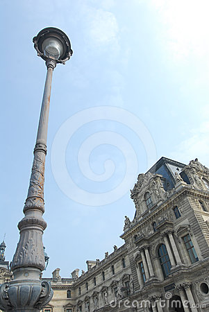 Free Louver At Paris Stock Image - 24352081