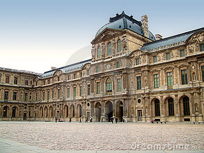 Louvre museum - France - Paris