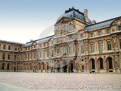 Louvre museum - France - Paris