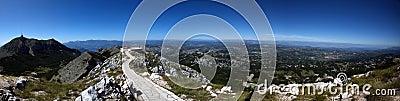 Lovcen山顶