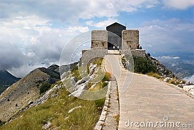Lovcen Mausoleum Montenegro