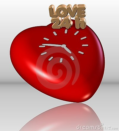 Love all the time
