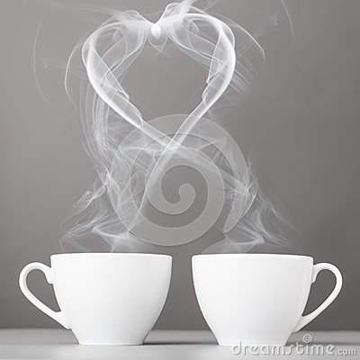 Free Love And Coffee Stock Images - 31103034