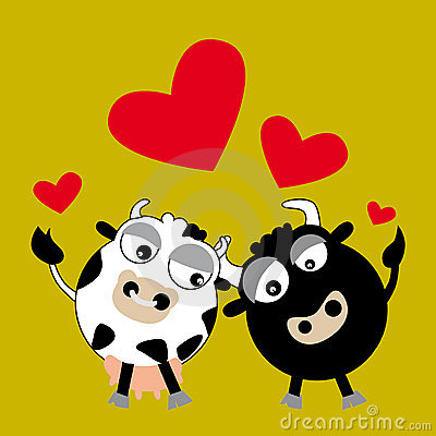 Love animals (vector)