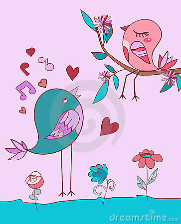 Love bird song