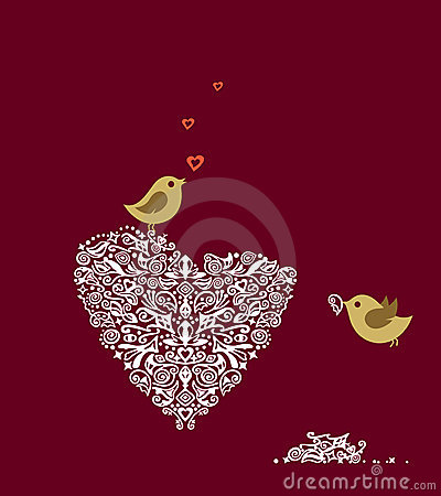 Free Love Birds Stock Photos - 10505133