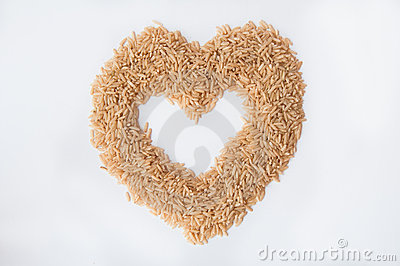 Love brown rice