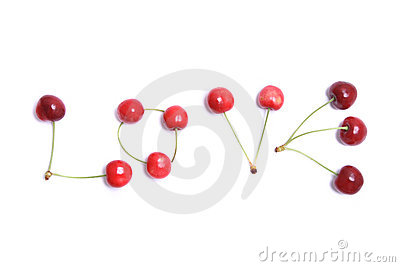 Love from cherries