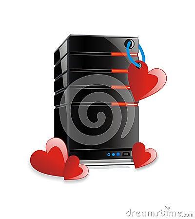 Love Computer Server