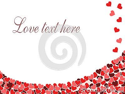 Love copyspace
