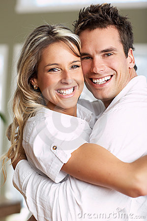Free Love Couple Stock Image - 4477211