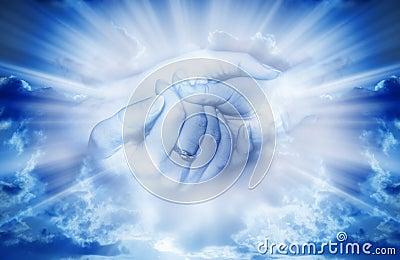 Love in divine light