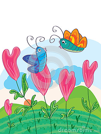 Butterflies Love_eps