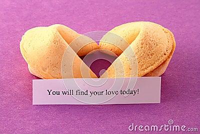 Love Fortune Cookies