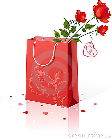 Free Love Gift Royalty Free Stock Photo - 4005845