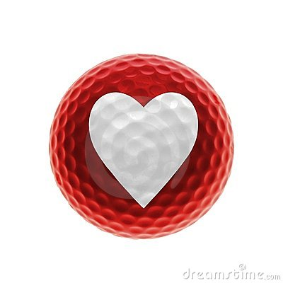 Free Love Golf Stock Images - 9478204