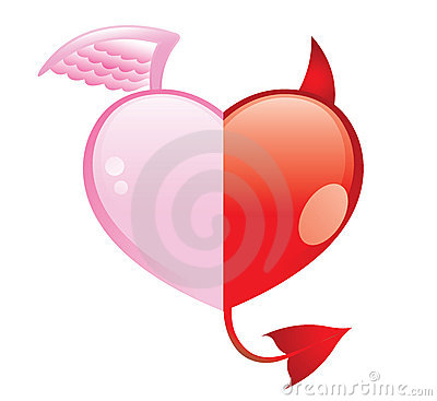 Love... good and evil