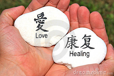 Love and Healing Stones