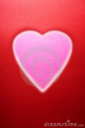 Love Heart Valentine Background