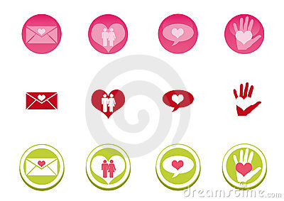 Love Icon Set